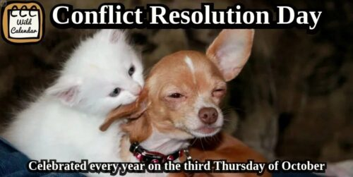Read more about the article Conflict Resolution Day