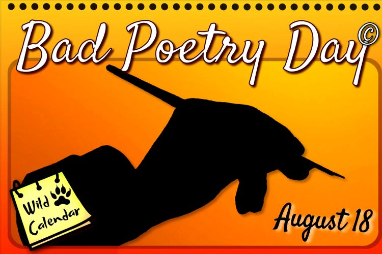 Bad Poetry Day ©