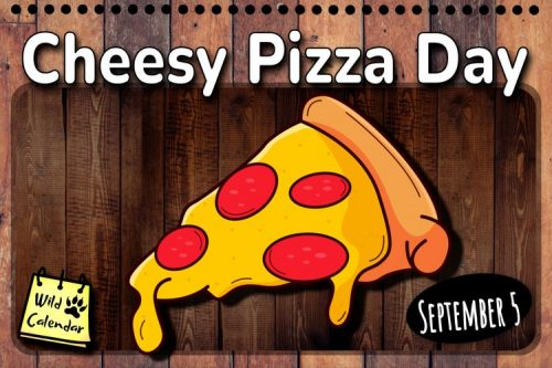 Read more about the article Cheese Pizza Day