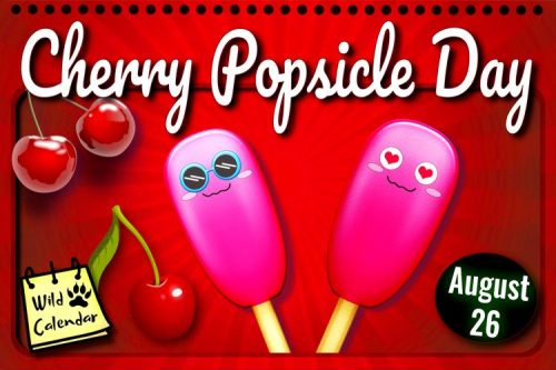 Read more about the article Cherry Popsicle Day
