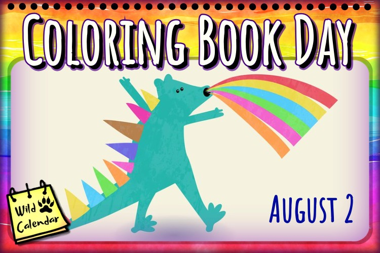 Coloring Book Day