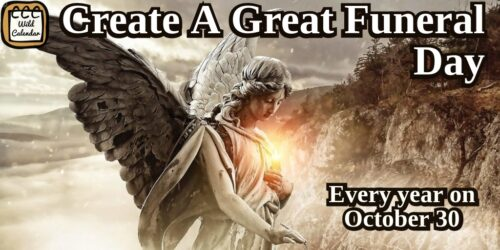 Create A Great Funeral Day