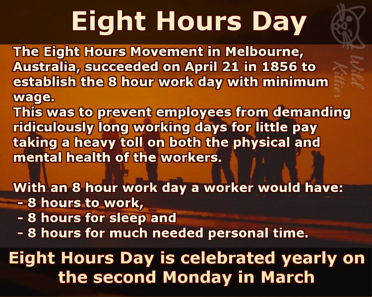 Eight Hours Day