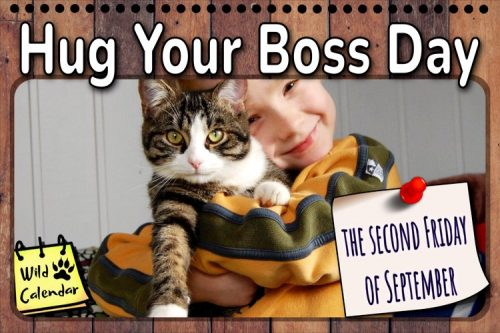 Read more about the article Hug Your Boss Day