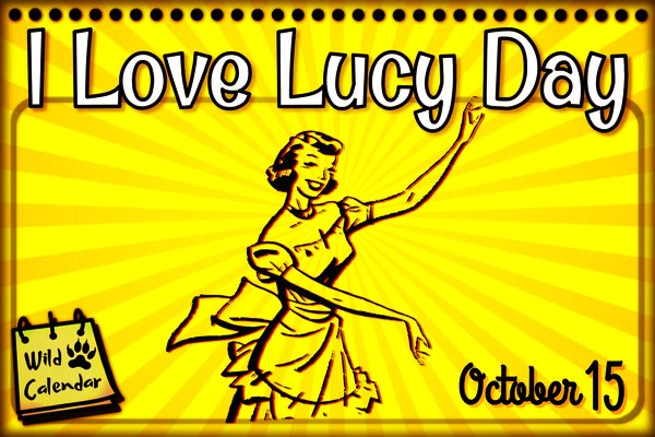 I Love Lucy Day