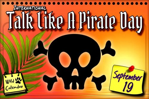 Read more about the article International Talk Like A Pirate Day