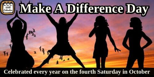 Read more about the article Make A Difference Day