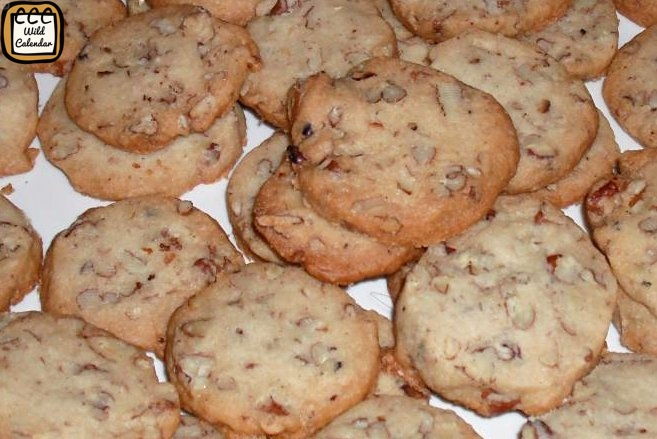Pecan Cookie Day
