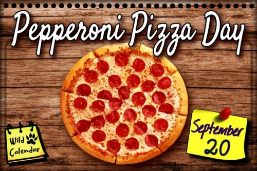Read more about the article Pepperoni Pizza Day