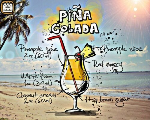 Read more about the article Piña Colada Day