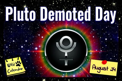 Read more about the article Pluto Demoted Day