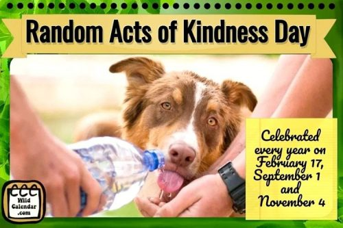 Read more about the article Random Acts of Kindness Day