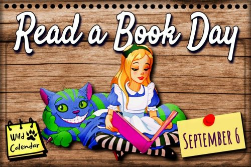 Read more about the article Read a Book Day