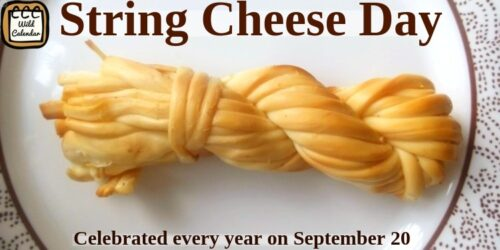 Read more about the article String Cheese Day