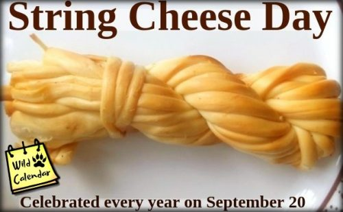 String Cheese Day