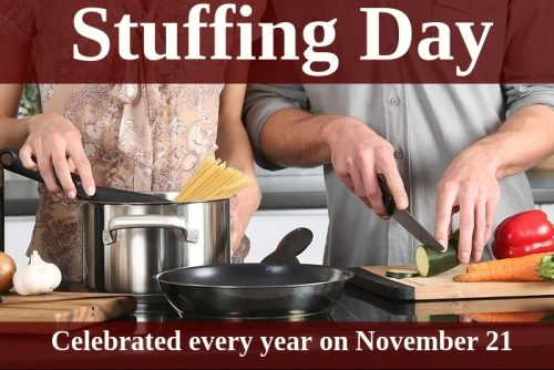 Read more about the article Stuffing Day