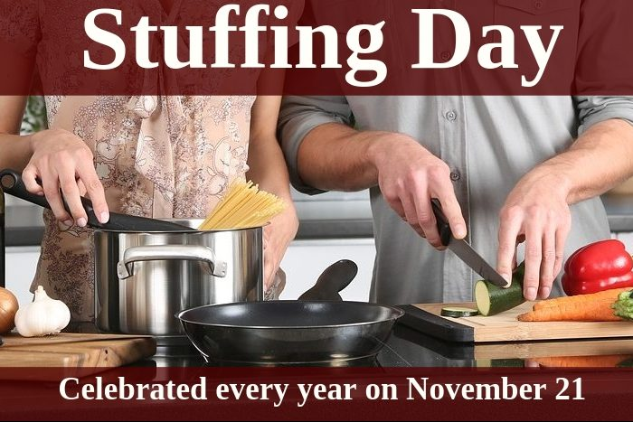 You are currently viewing Stuffing Day