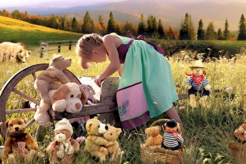Read more about the article Teddy Bear Picnic Day
