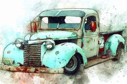 Read more about the article Ugly Truck Day