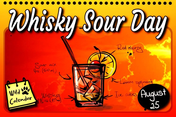 Whisky Sour Day