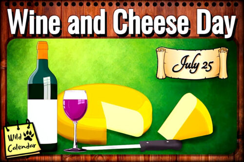 Read more about the article Wine and Cheese Day