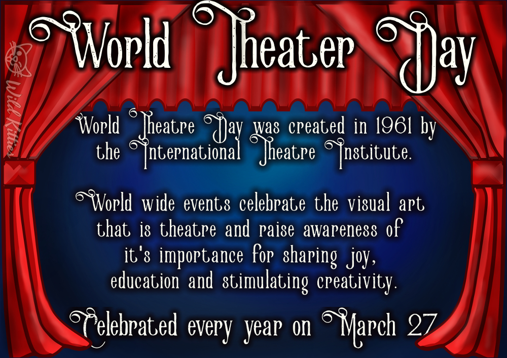World-Theater-Day
