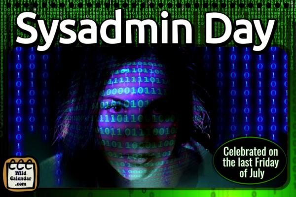 Sysadmin Day