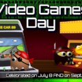 Video Games Day
