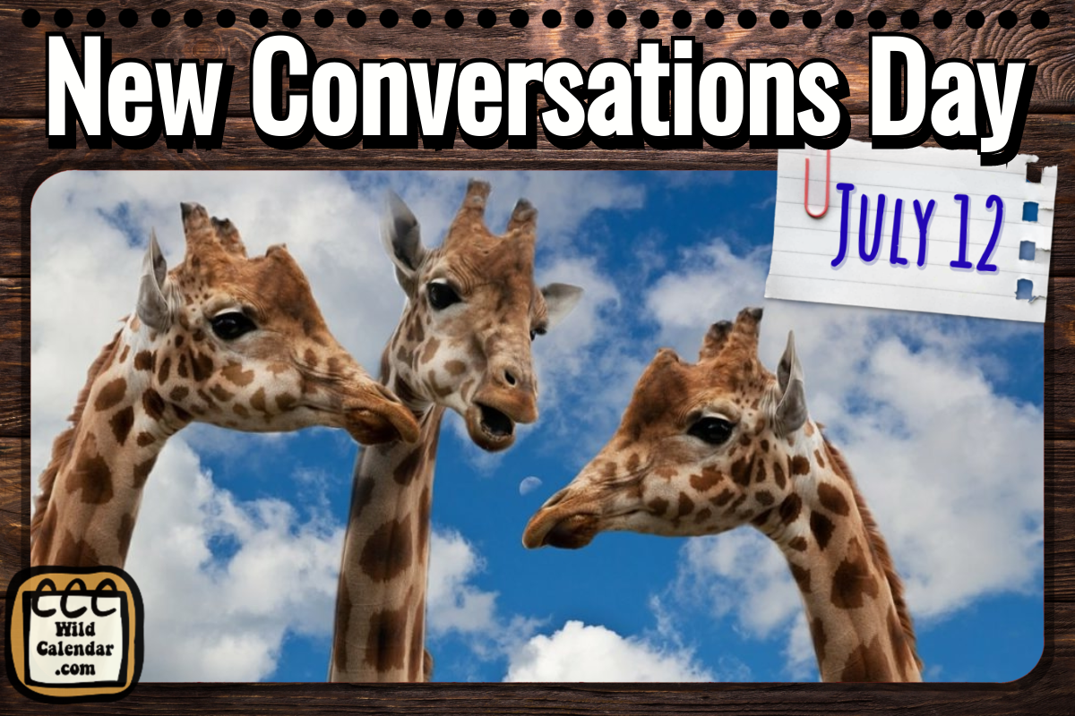 New Conversations Day
