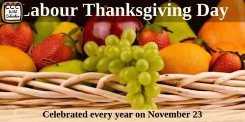 Read more about the article Labor Thanksgiving Day