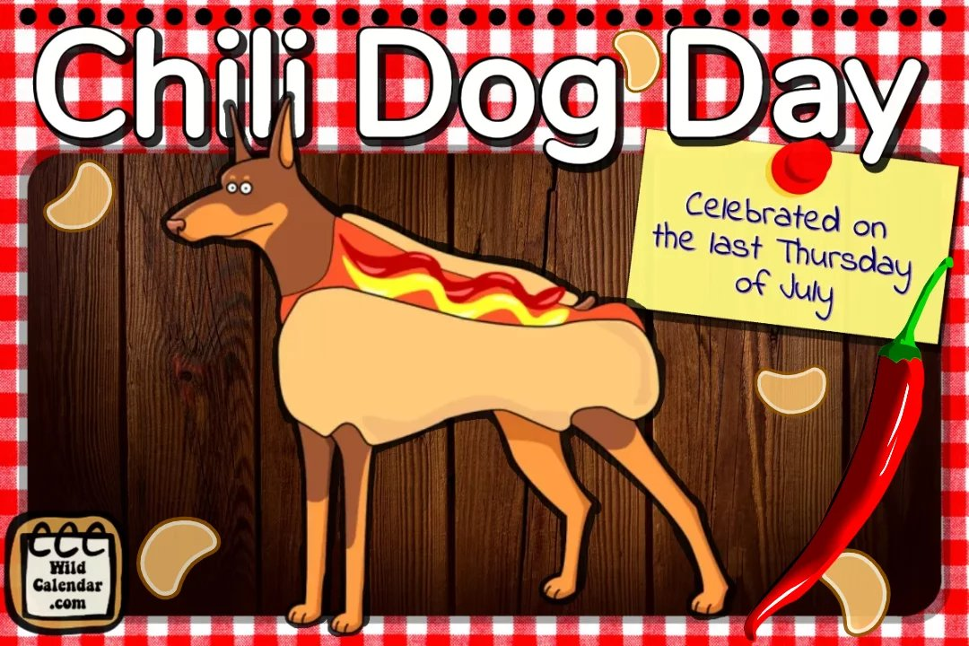 Chili Dog Day