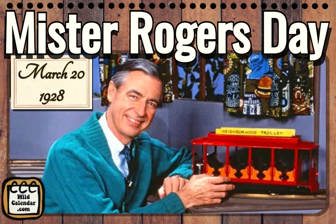 Mister Rogers Day