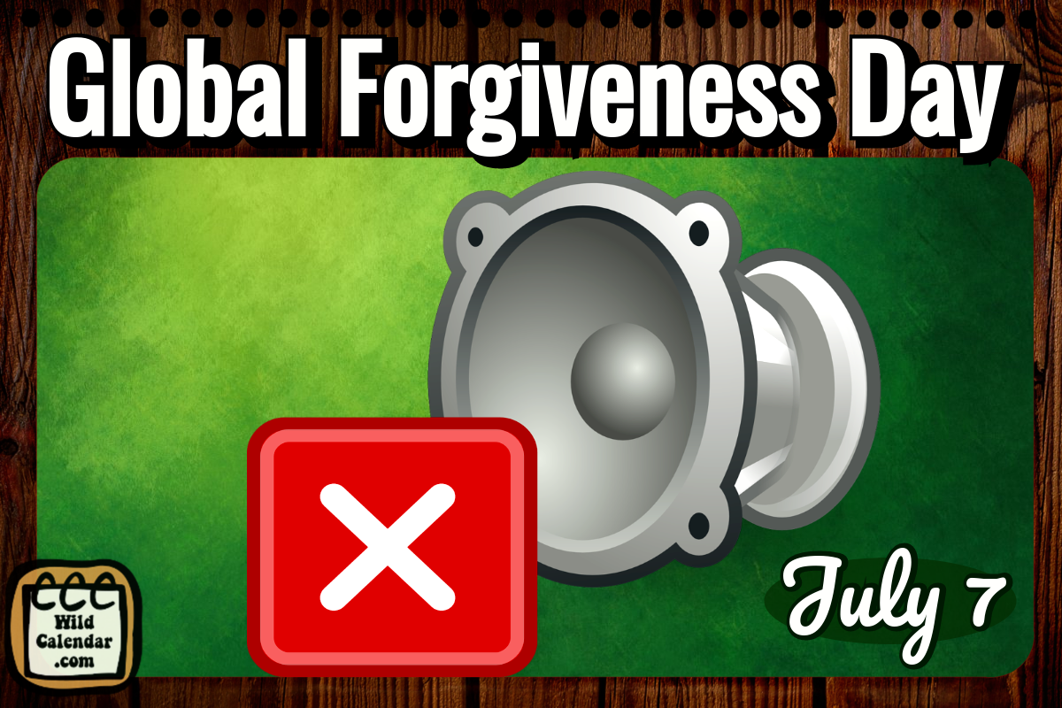 Global Forgiveness Day