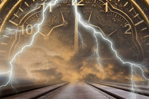 Read more about the article Pretend To Be A Time Traveler Day