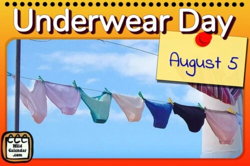 Read more about the article Underwear Day