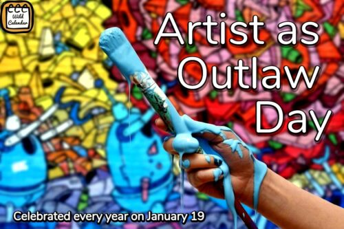 Read more about the article Artist as Outlaw Day