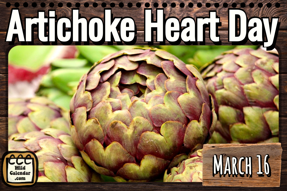 Artichoke Heart Day
