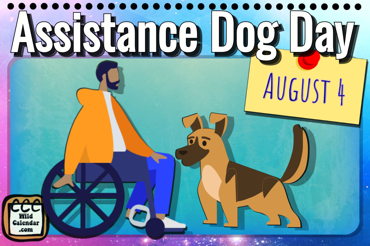 Assistance Dog Day