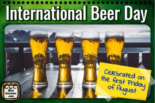 Read more about the article International Beer Day