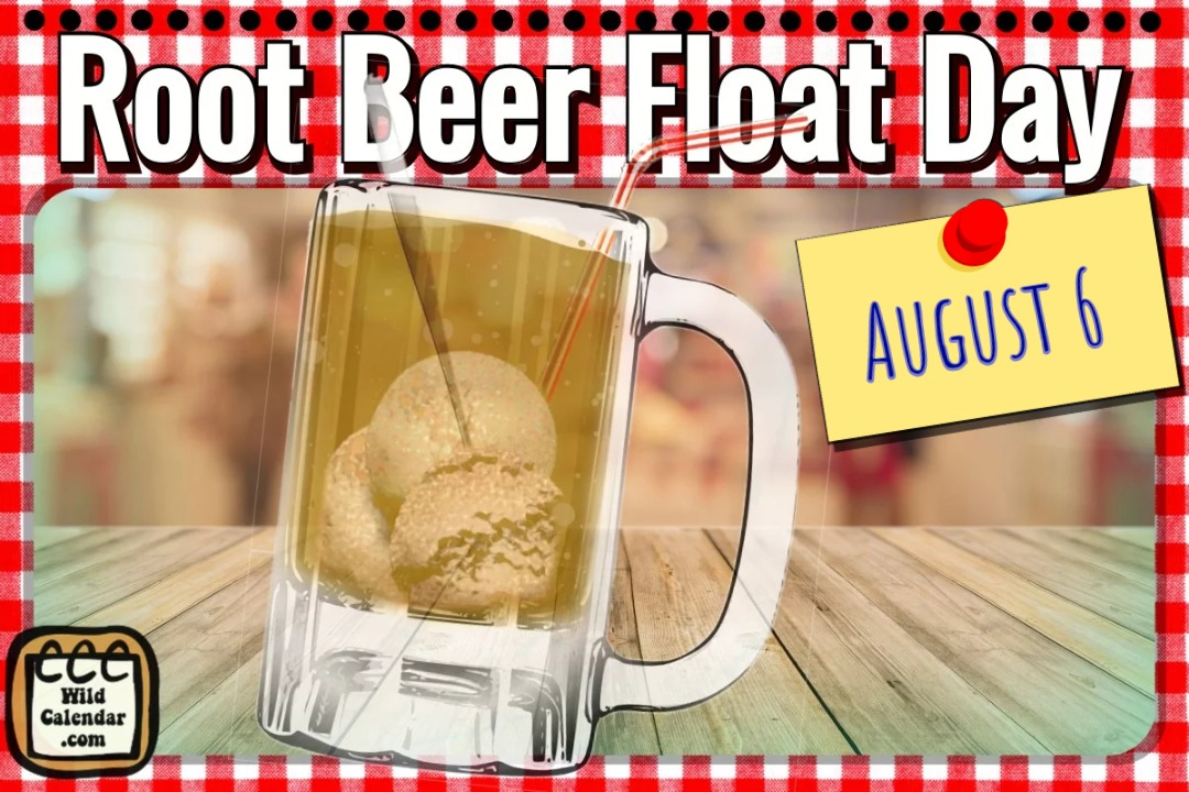 Root Beer Float Day