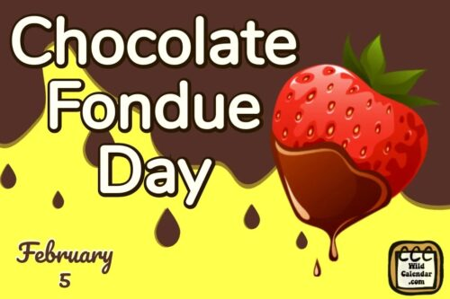 Read more about the article Chocolate Fondue Day