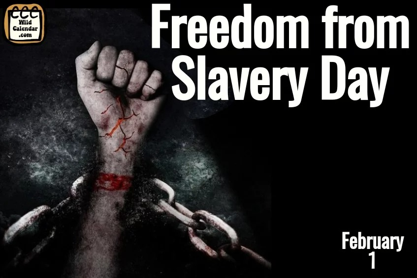 Freedom from Slavery Day