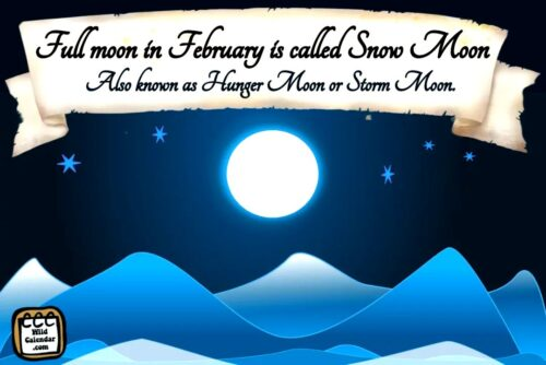 Read more about the article Full Snow Moon