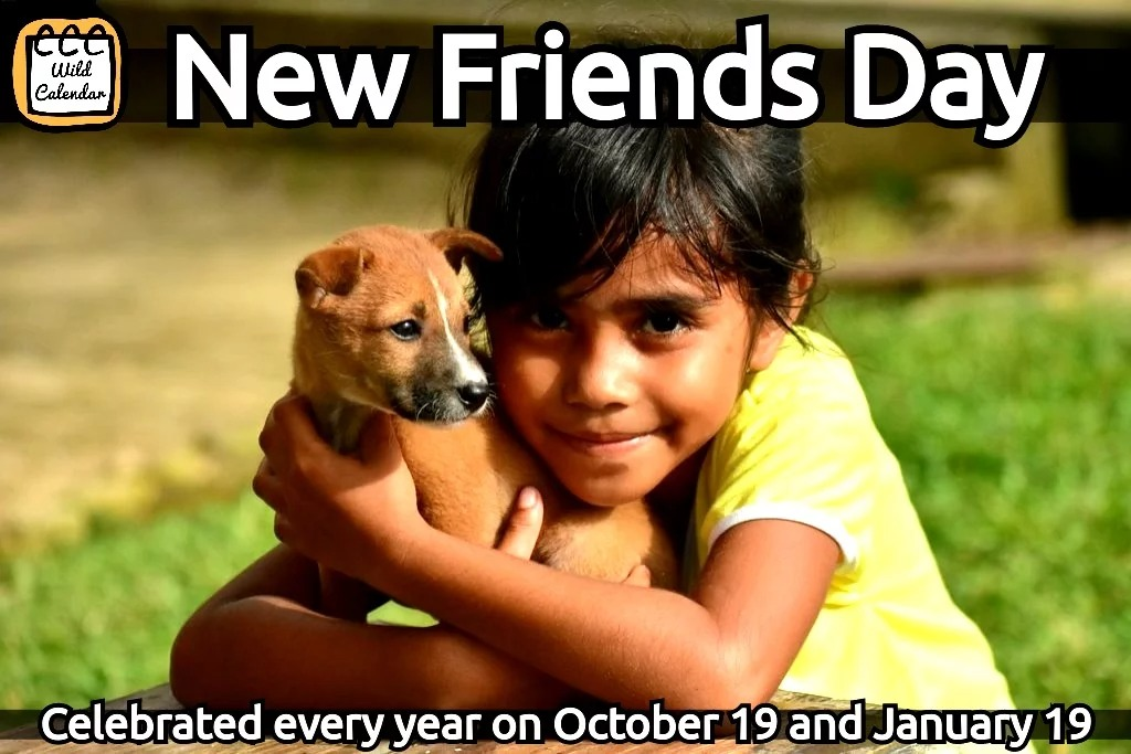 New Friends Day