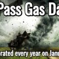 Pass Gas Day