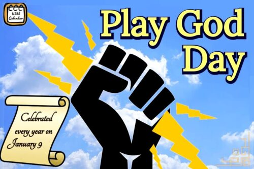 Read more about the article Play God Day