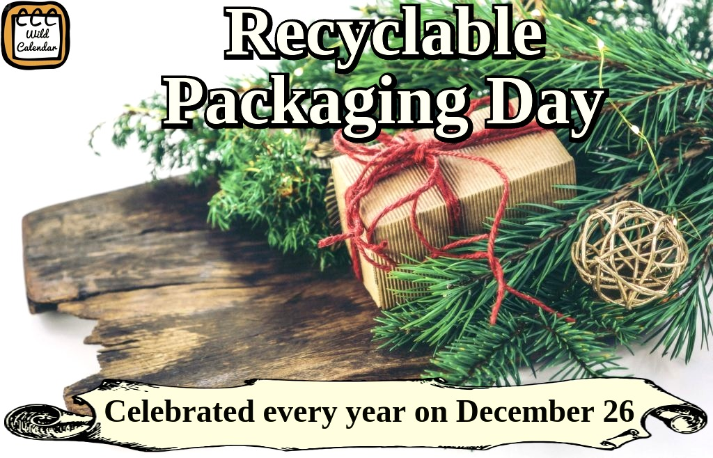 Recyclable Packaging Day