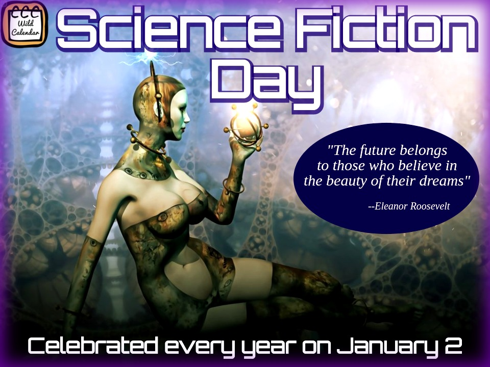 Science Fiction Day