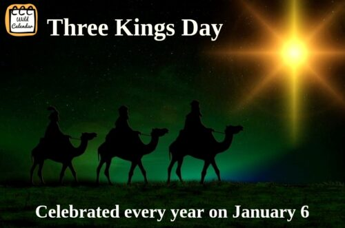 Read more about the article Three Kings Day