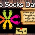 No Socks Day ©